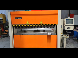 Safan SMK-K- TS2 50-2550 Abkantpresse CNC/NC