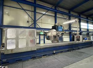 Używana frezarka łożowa CNC Zayer 30 KMU 12000