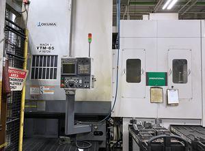 Okuma VTM 65 Karusselldrehmaschine