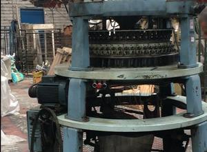 Okrouhlý pletací stroj Jumberca 4tj1689
