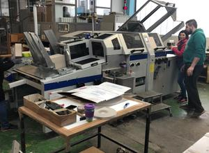 Kolbus  Casemaker DA 260 Carton converting machine