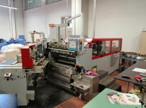 Machine de transformation de carton universel Horauf BDM