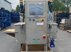 METTLER TOLEDO r20 Vegetable and fruit cutting, washing and blanching machine