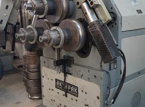 Akyapak APK-121 profile and pipe bending machine