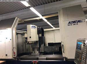 Alzmetall  BAZ 35 CNC LB  Bearbeitungszentrum Vertikal