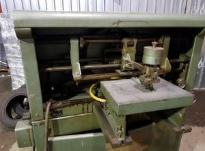 Siebdruckmaschine runde Oberflächen