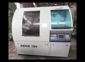 Tornos DECO 2000 / 13e CNC-Drehmaschine