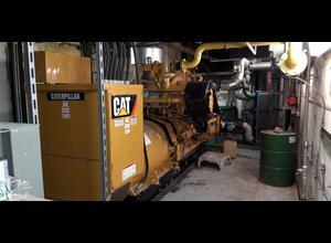 Équipement énergétique CAT G 3512 GAZ