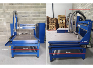DZT DZT Wood milling machine