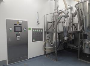 ФГУП «ЦНКБ» Гранат-75 М Pharmaceutical granulator