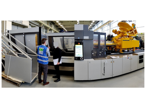 Victory 5160/260 TECH Injection moulding machine