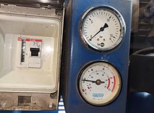 Compresor de tornillo ORLIK ORL 5,5 BEO / 500D