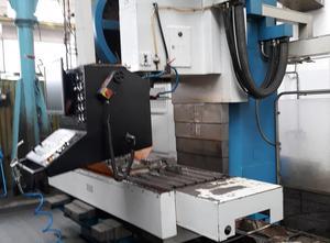 TOS FCQV 63 NC cnc Horizontalfräsmaschine