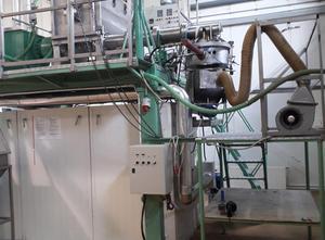 Kompletní linka na výrobu těstovin a pizzy Rolmark 700 kg