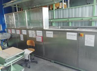 Roland Fröhlich Ultrasonic degreasing washer EF WM 2400-US-2 P00907003