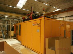 Husky Q1350 RS115 Injection moulding machine