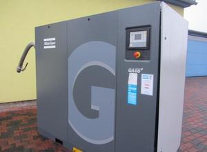Geölter Schraubenkompressor ATLAS COPCO GA55P