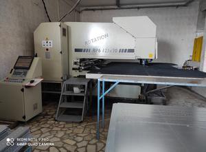 Durma RP6 125 * 30 Tonnen CNC-Stanzmaschine
