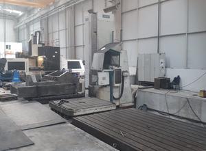 CNC vyvrtávačka Union P150