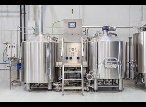 Cerveceria - planta de produccion completa Ricci Engineers RMB12HL 2017