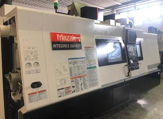 Mazak Integrex 200 ST P00908020