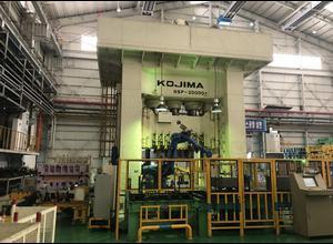 Kojima HSP-20000 Hydraulikpresse