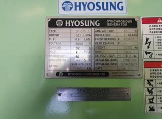 Hyosung (Caterpillar Engine) SF 075 1 P00908080