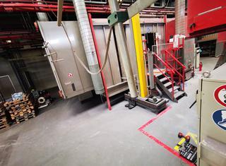 Eisenmann Automatyczna Lakiernia Proszkowa P00908085
