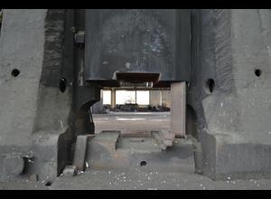 Rumänien 25T Schmiedehammer