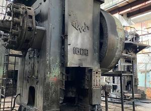 Prasa do kucia na gorąco TMP Voronezh K04.038.842 / KB8542 - 1600 ton