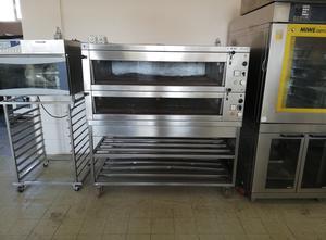 Four rotatif Miwe floor stove