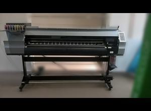 Máquina de serigrafía por sublimación redonda Mimaki JV33 160