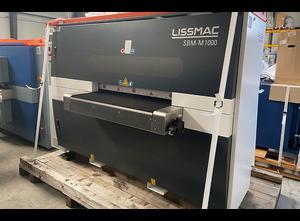 Lapovací stroj Lissmac SBM-M 1000