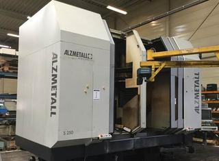 Alzmetall FS 2500 LB/DB P00910010
