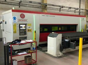 Impianto taglio laser Dener FL-3015