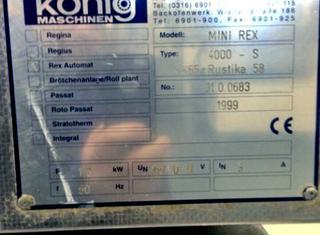 KONIG Rex 4000-S / G2000 P00911070