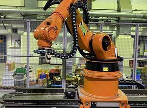 Robotica industrial Kuka KR150/2 2000