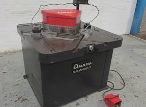 Amada CSW - 250  Notching machine