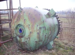 Fastov enamel reactor Цистерна