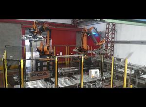 KUKA Robot completo Palettierer