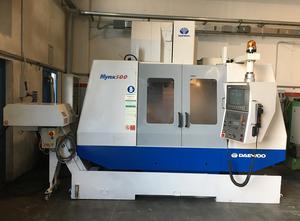 Used Daewoo MYNX 500 Machining center - vertical