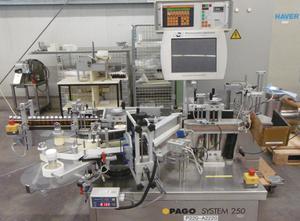 Pago System 250 Haftetikettiermaschine