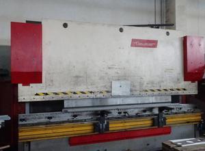 Used Beyeler PR8 Press brake cnc/nc