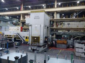Used Innse 800 ton Press brake cnc/nc