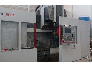Fidia K 211 CNC Fräsmaschine