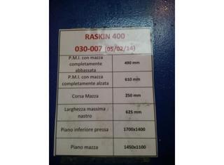 Raskin 4015SR P00915059