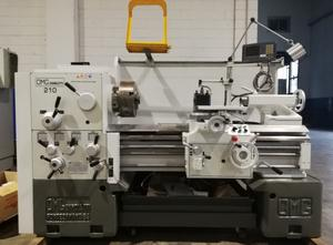 Used OMG Zanonelli TP 210 X 1000 lathe - others