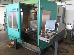 Deckel Maho DMU 60 T CNC CNC-Fräsmaschine Universal