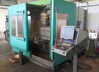 Deckel Maho DMU 60 T CNC P00915081