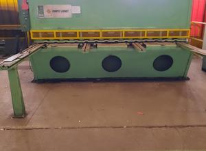 Nożyce gilotynowe mechaniczne Corpet Louvet